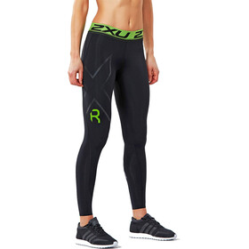 2XU Refresh Recovery Løbebukser Damer, black/nero